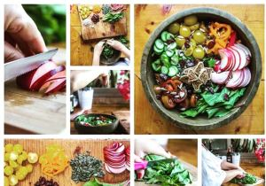 Vegan Isreal Food
