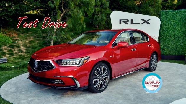 Spotlife Asiathe New 2018 Acura Rlx Hybrid Spotlife Asia
