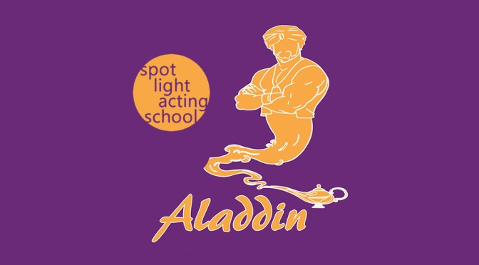 Aladdin Auditions (Ages 4-9) Feb 13, 12:00pm
