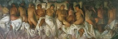 Vincent Desiderio's 'Sleep'