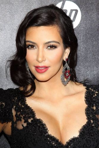 13 Kim Kardashian Hair Color Ideas Gorgeous