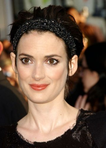 12 Top Picks For Winona Ryder Hairstyles Long Brunette