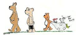 Goldilocks and the Three Bears 2005