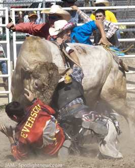 Double M Rodeo on Sept 5 at the Schaghticoke Fair.