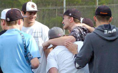 Bethlehem varsity teams took to the field for practice Wednesday, March 16. Rob Jonas/Spotlight