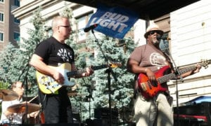 Albany-based funk band Jocamo is among the scheduled music acts for this year's barbecue blowout. TheSpot518 file photo