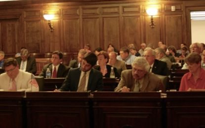 County approves conservation tax exemption for Bethlehem residents