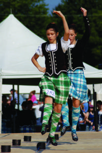 Dancers perform during the 2014 Capital District Scottish Games. Spotlight file photo