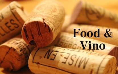 FOOD & VINO: Shrimp on the barbi