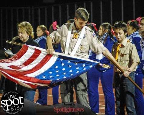 SPOTTED: Shaker vs. Bethlehem Liberty Division football game Oct. 14, 2016 Photo by Rob Jonas/Spotlight