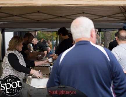 SPOTTED: Chowder Fest, Troy, Oct. 9. Photos by Garrett Mac Aojoh
