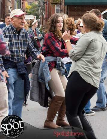 SPOTTED: Chowder Fest, Troy, Oct. 9