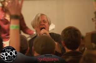 The Fleshtones @ The Hangar in Troy, Saturday, Oct. 15.