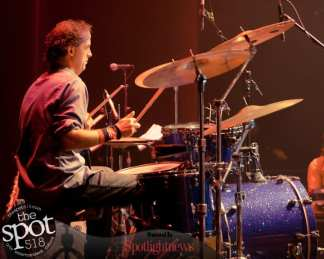 """It was an evening full of stars on the Proctors Theatre stage Saturday, Nov. 19 for """"Groovin'."""" {Photos by Garret Mac Aoidh / TheSpot518)"""
