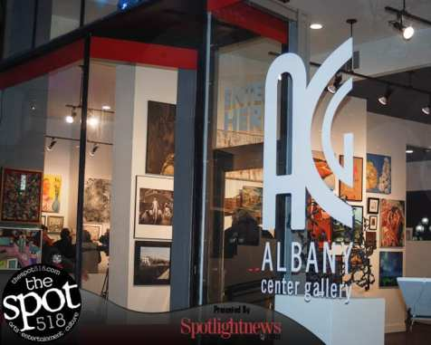 SPOTTED: Albany Center Gallery grand opening January 18, 2017. Photo by Ali Hibbs/Spotlight