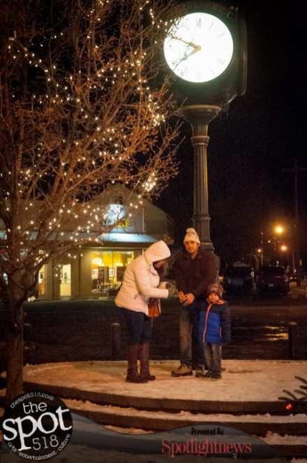 First Night in Bethlehem, Dec. 31. (Photo by Michael Hallisey / TheSpot518)