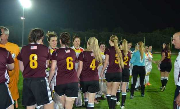 Local girls soccer team scores good will in Portugal