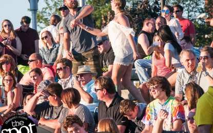 SPOTTED: Skeeter Creek at Rockin' on the River