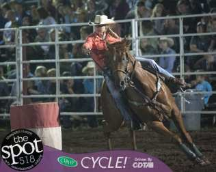 Spotted: Double M Professional Rodeo July 28 in Ballston Spa, NY.