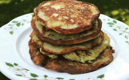 Food & Vino: Zucchini Pancakes