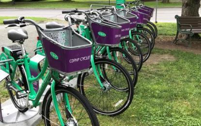 CDTA, CDPHP launch bike sharing program