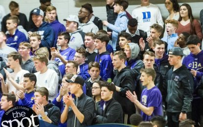 SPOTTED: Strong second half gives Shen an easy win over CBA