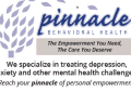Pinnacle Behavioral Health helps clients look at life, themselves differently to create life changes