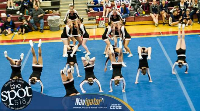 cheerleading section-3818