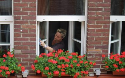 HEALTH and FITNESS: Spring cleaning can alleviate allergies