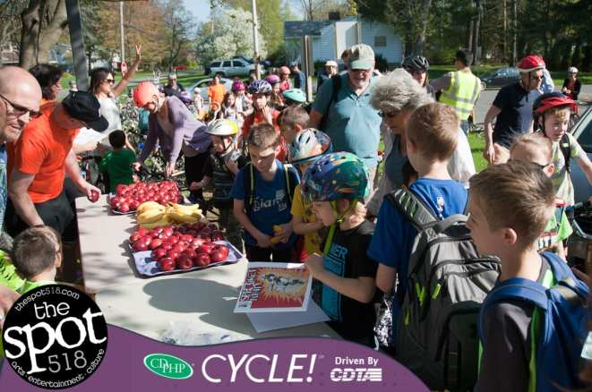 National Bike to School Day 2018 in DelmarNational Bike to School Day 2018 in DelmarNational Bike to School Day 2018 in Delmar