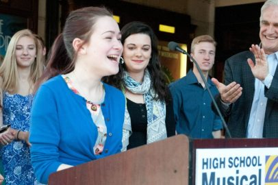 Announcement of 2018 nominees at Proctors Theatre in Schenectady on Wednesday, May 2 Photo: Michael Hallisey / Spotlight News