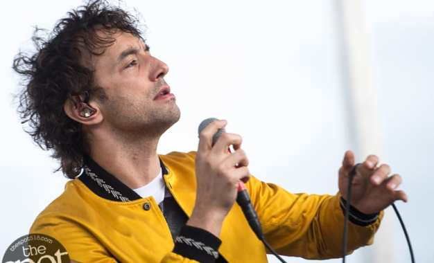 SPOTTED: Albert Hammond Jr. and Dark Honey at Alive at Five