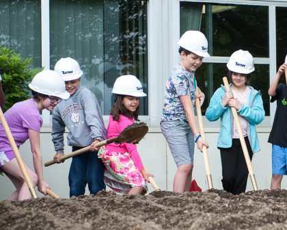 shaker ground breaking-9675