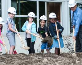shaker ground breaking-9683