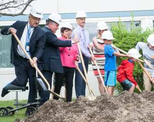 shaker ground breaking-9687