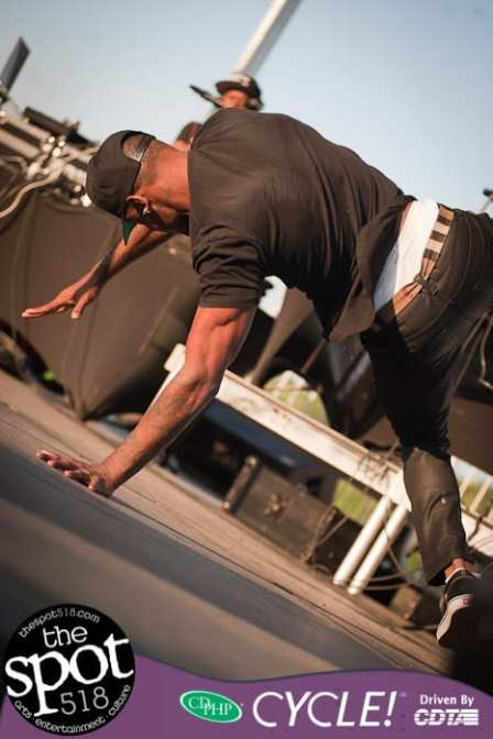 Big Daddy Kane at Alive at Five on Thursday, July 12, 2018.