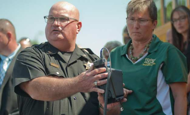 Sheriff's department preparing for 'Back to School'
