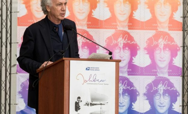 USPS remembers Beatles legend John Lennon with new stamp