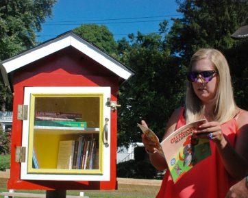 Mini Library-17