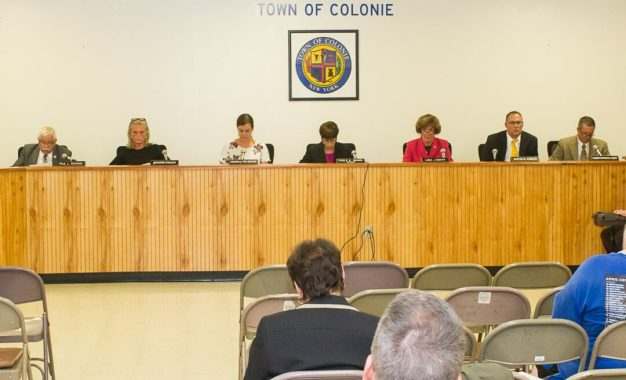 Colonie supervisor, Town Board opt to give up raises
