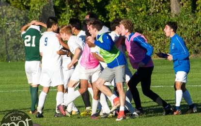 SPOTTED: Shaker beats Shen with seconds left on the clock