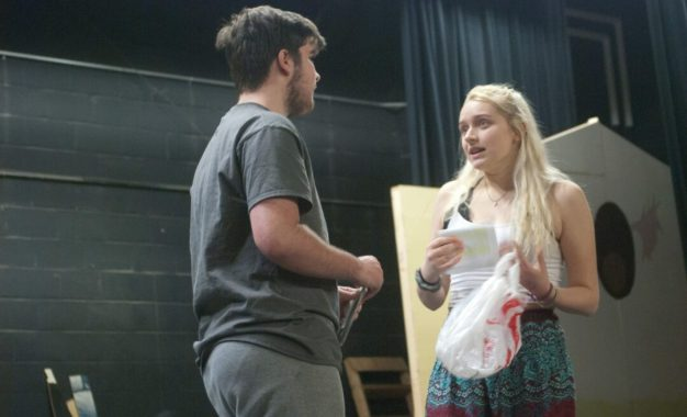Curtain to rise Friday on Bethlehem Central's production of  'Almost, Maine'