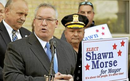 Colonie police will not charge Cohoes Mayor Shawn Morse; close investigation