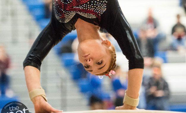 SPOTTED: Saratoga wins Section II gymnastics title; Guilderland edges out Bethlehem for second