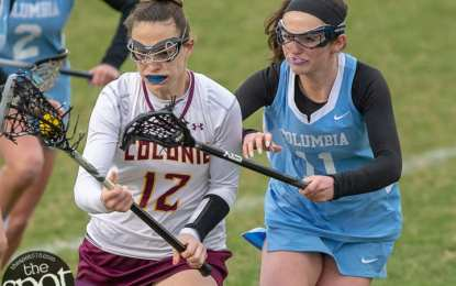 SPOTTED: Colonie girls have a tough go against Columbia