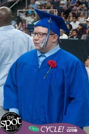 SPOTTED: Shaker High School Graduation on Saturday, June 29, 2019