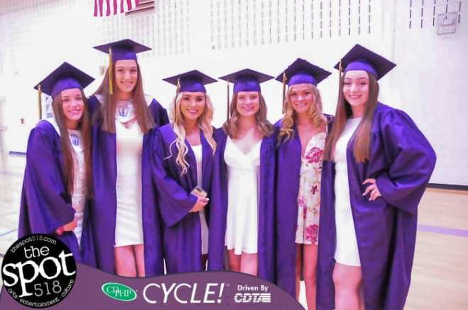 SPOTTED: Voorheesville Gradution 2019 on Friday, June 28, 2019