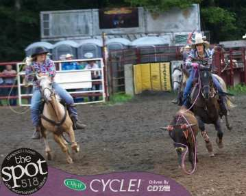 Double M Rodeo Friday July 19 in Malta. Mid-summer heat.