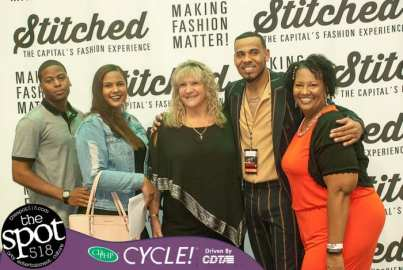 SPOTTED: Stitched, Saturday, Sept. 28