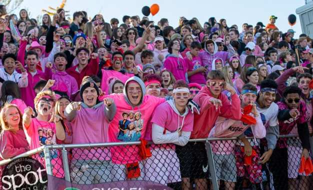 SPOTTED: Bethlehem rolls over Colonie in front of a large, loud homecoming crowd